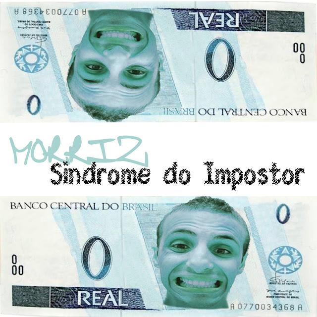 """Morriz lança o autêntico e inusitado álbum ""Síndrome do Impostor"""