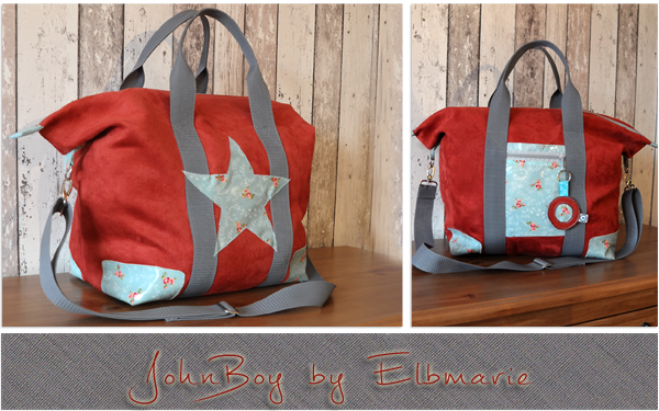 Tasche JohnBoy by Elbmarie