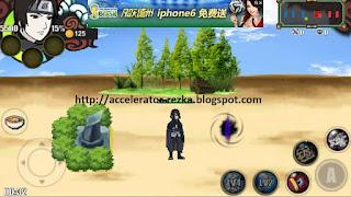 Naruto Senki Mod Sprite : Sasuke Gaiden Cloak Replace Sai