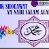 Lirik Sholawat Ya Nabi Salam Alaika Versi Latin Dan Arabnya Serta Artinya