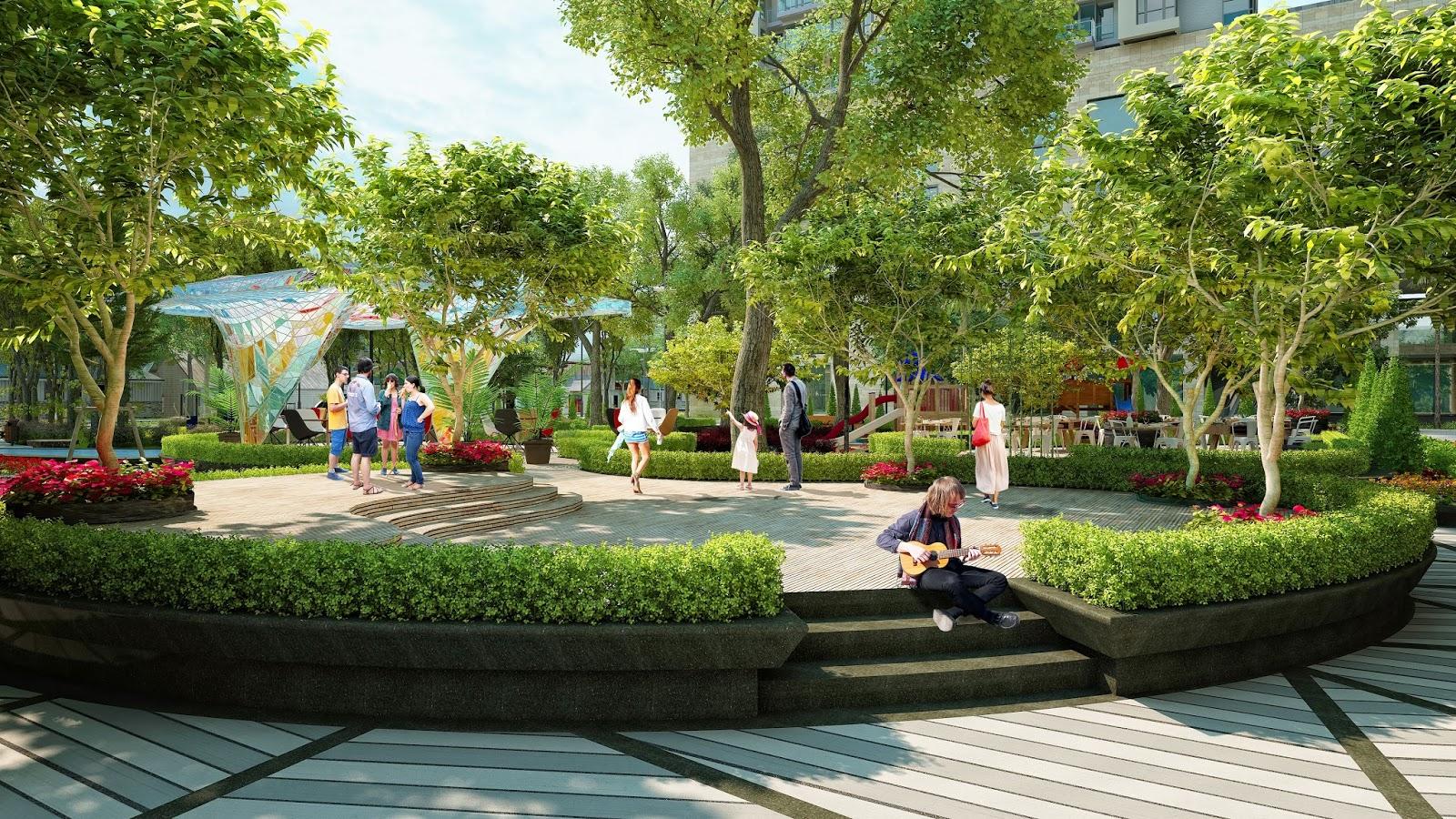 Thiết kế kiến trúc căn hộ Gold Season số 47 Nguyễn Tuân