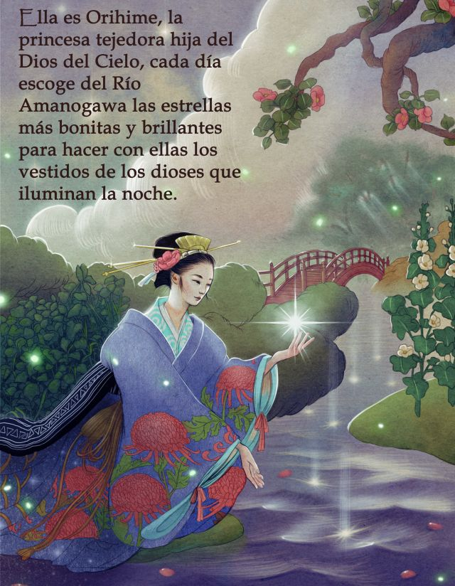 Lanzamiento Virtual: Cuentos de Hadas Japoneses para niños chilenos