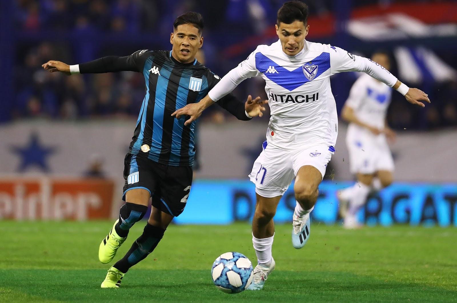 Velez 2-2 Racing - Fecha 2 - Superliga Argentina