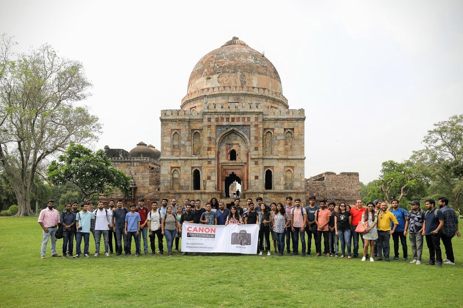 Canon India Marks 'World Photography Day' Celebrations, Promoting