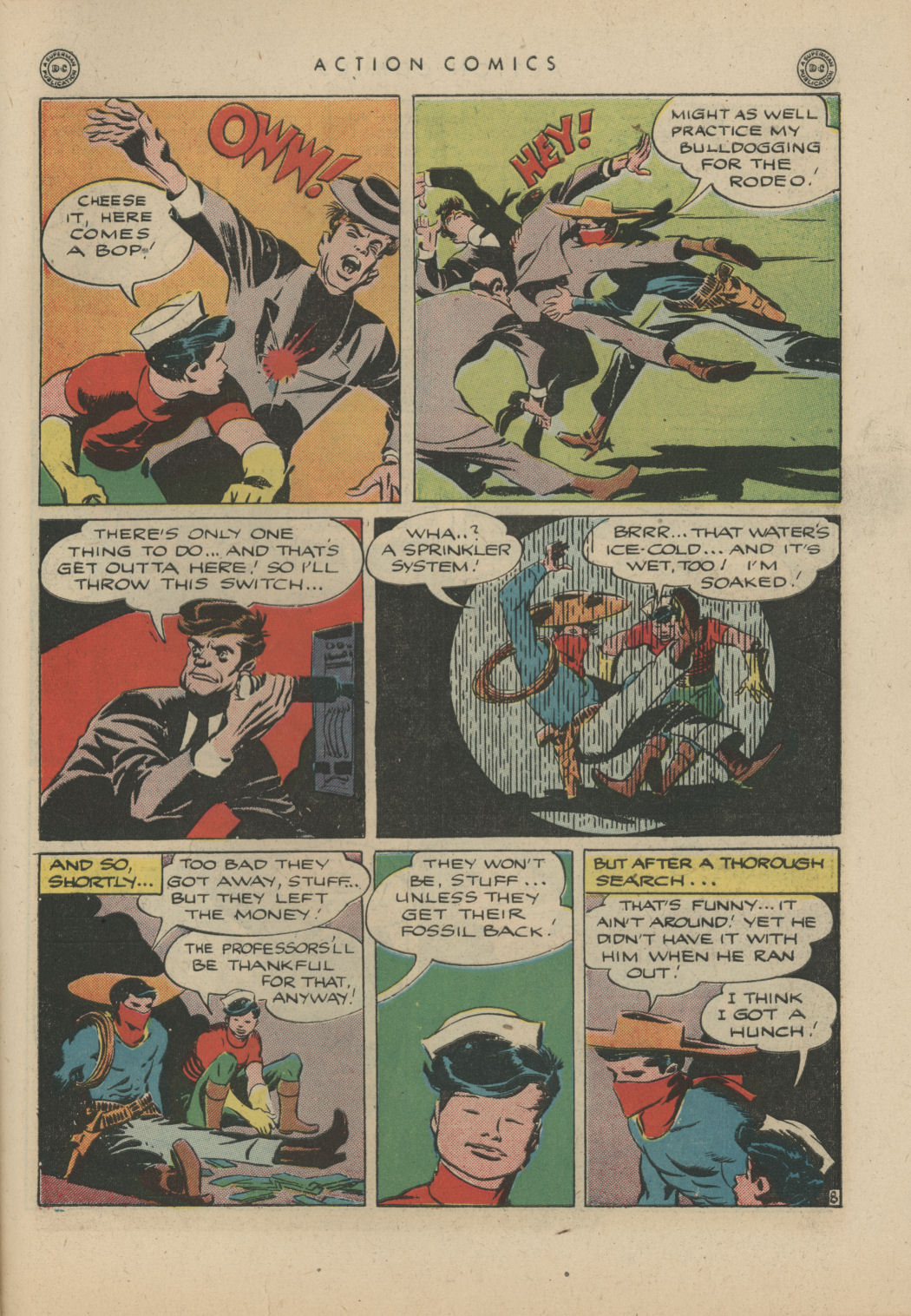 Read online Action Comics (1938) comic -  Issue #83 - 38