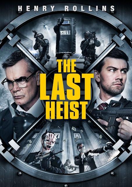 the last heist poster