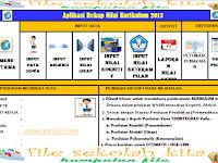 Aplikasi Penilaian Kurikulum 2013 SD/MI,SMP/MTs,SMA/MA