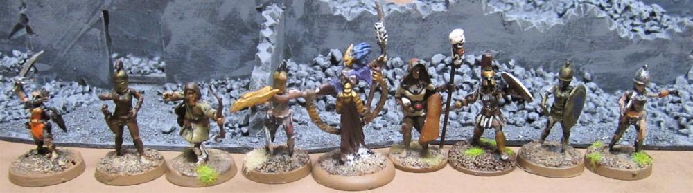 D D Lizardfolk Names Tim's Miniature Wargam...