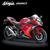Pilihan Warna Kawasaki Ninja 250 Terbaru