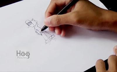 Cara Membuat Karakter Kartun Sendiri 2 - Hog Pictures