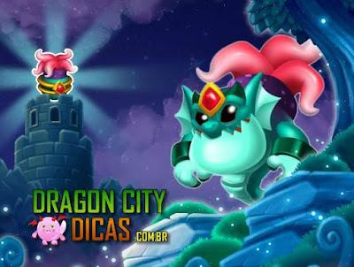 Dragão Anêmona - Informações