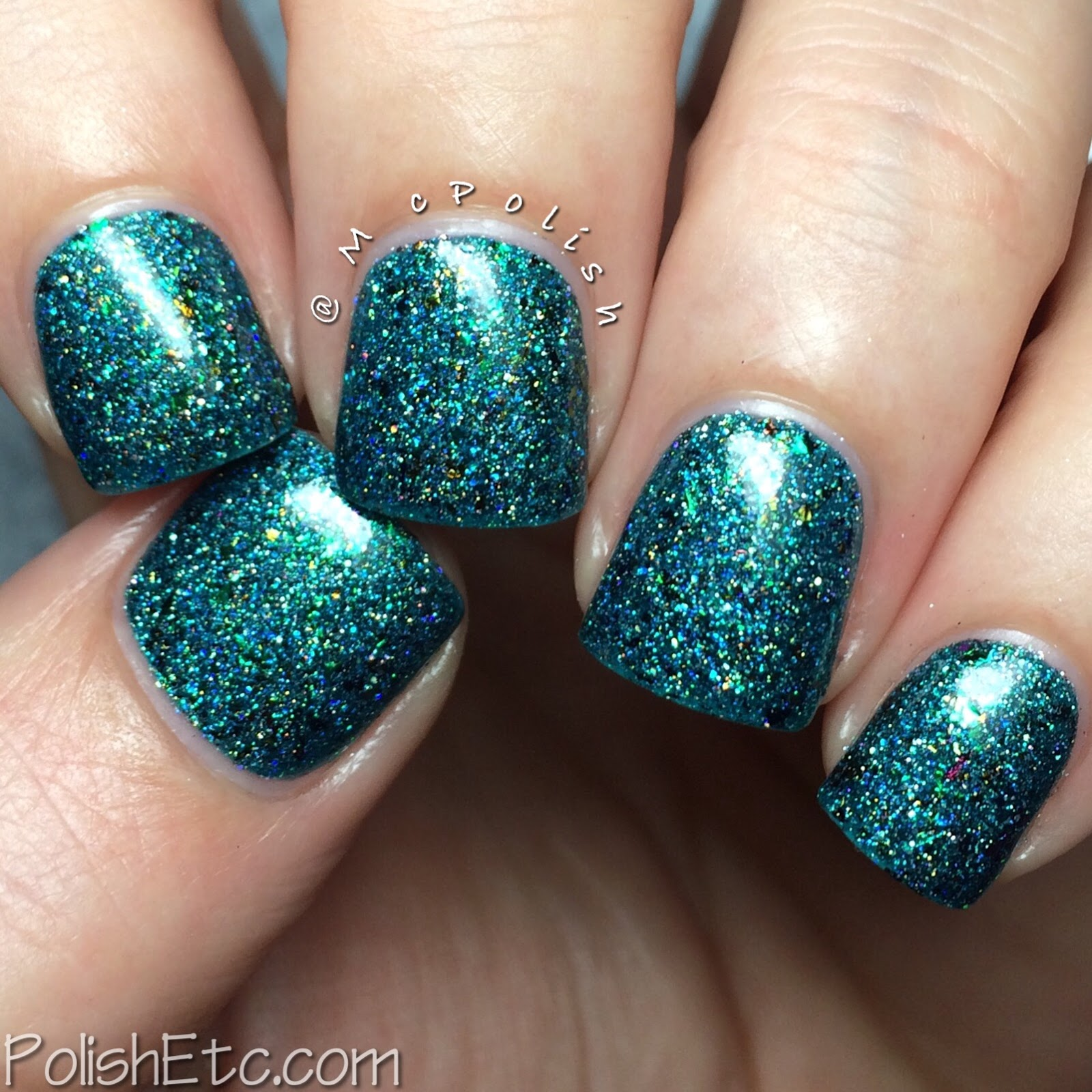 Glitter Daze The Witching Hour Mcpolish Wicked Witch Of West