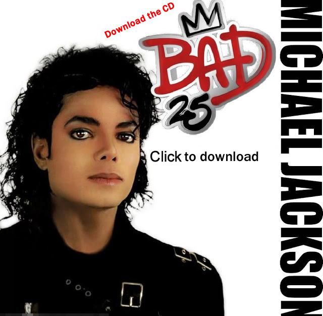 Download the Album Bad 25 - JACKSON ST   FAN CLUB - News