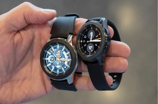 خصائص ومزيا ساعة جالاكسي ووتش Samsung Galaxy Watch الجديدة