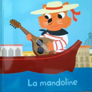 Les instruments du monde - détail mandoline