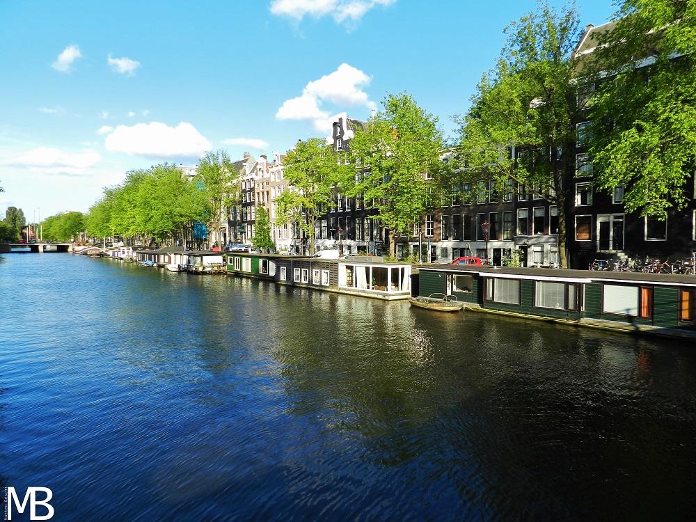 Amsterdam nella top 3 delle capitali europee for Case galleggianti amsterdam