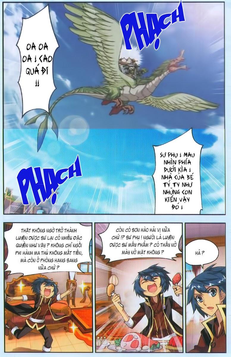 a3manga.com đấu phá thương khung chap 37