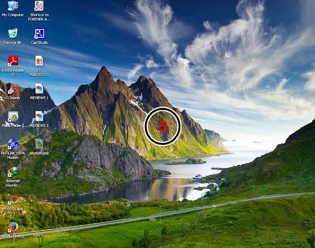 Cara Menangkap Layar dan Gambar  pada Desktop menggunakan Software Tool Photoscape