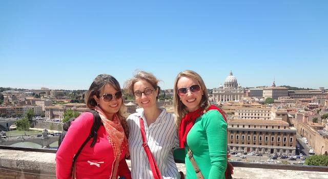 DSC08826 - Castel Sant'Angelo - arquitetura e história