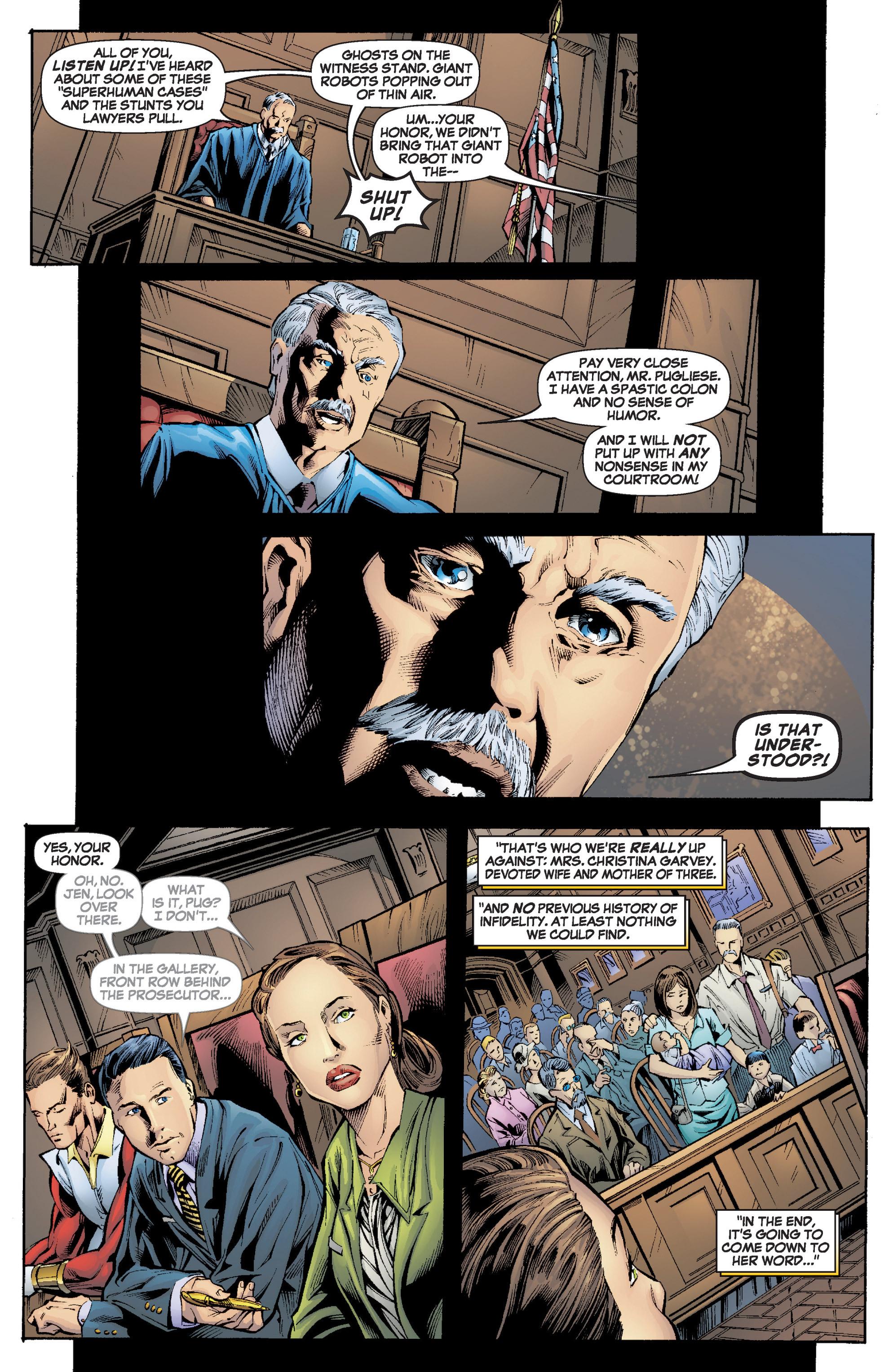 Read online She-Hulk (2005) comic -  Issue #6 - 22