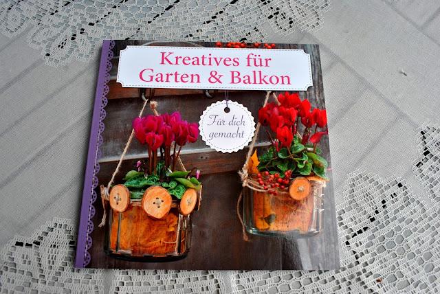 Gartendeko-Buch ALDI