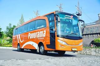 Sewa Bus Pariwisata Panorama Jakarta 2019