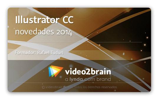 Curso Video2Brain Illustrator CC Novedades 2014 Español