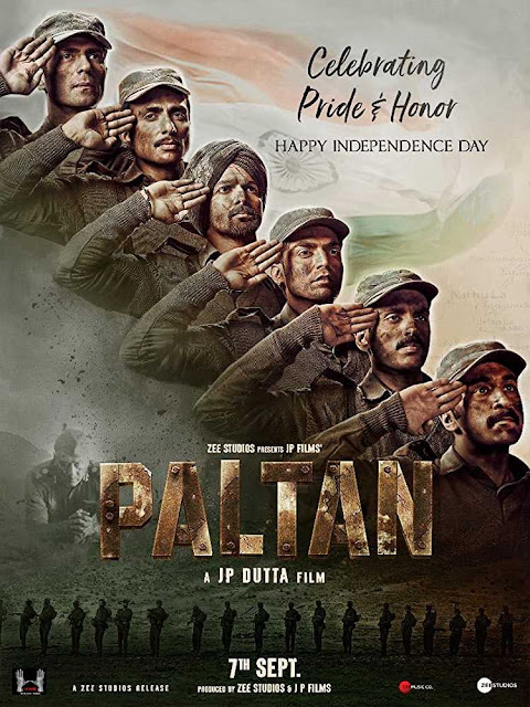 Paltan 2018 Full Hindi Movie Download Free HD 720p