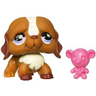 Littlest Pet Shop Singles St. Bernard (#729) Pet