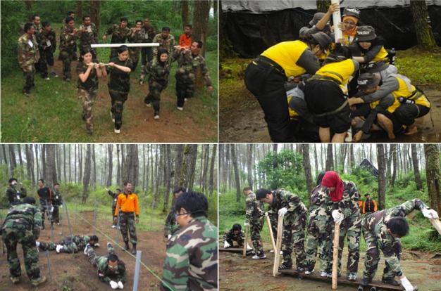 Lembang Jungle Discovery Bandung Cocok Untuk Gathering
