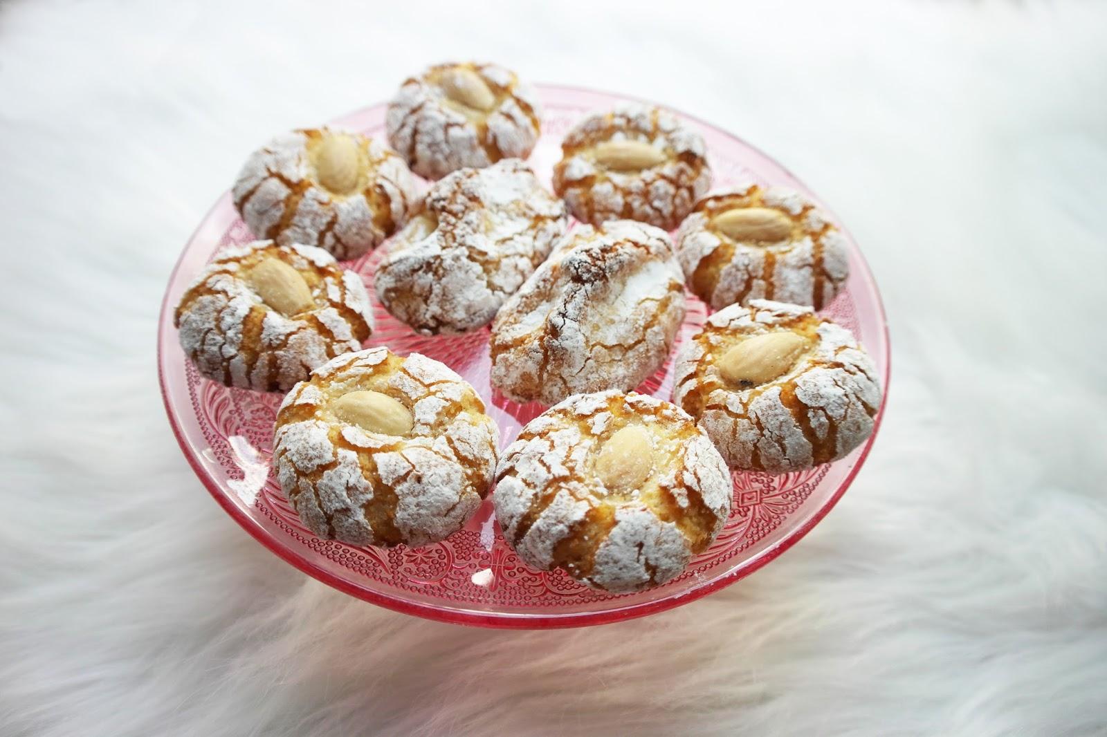 ricetta biscotti pasta di mandorle