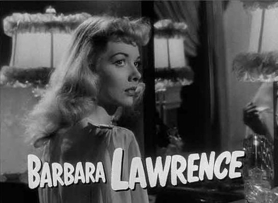 Barbara Lawrence in The Star