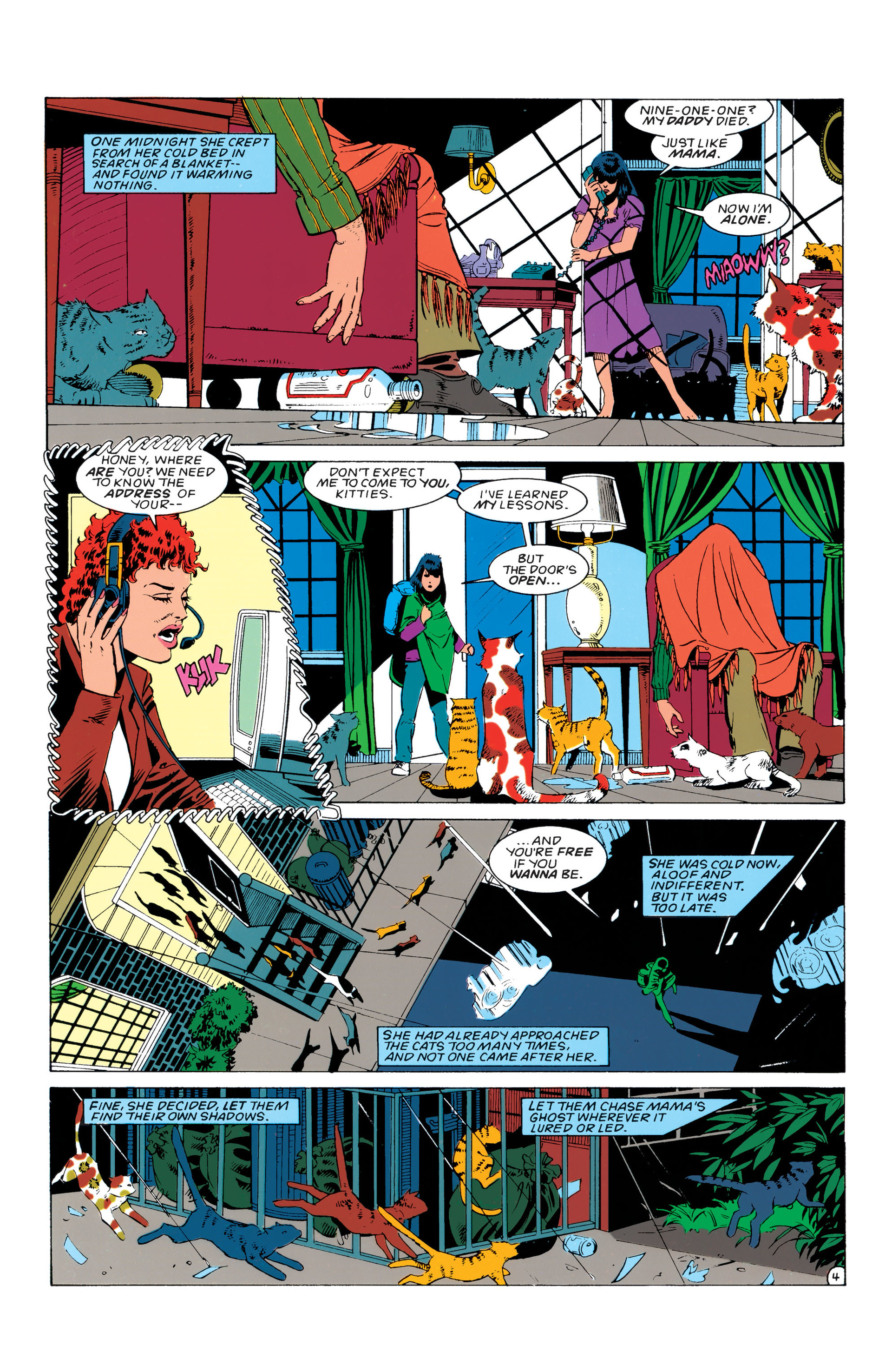 Catwoman (1993) Issue #0 #5 - English 5