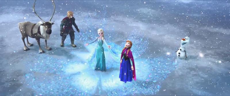 Disney Frozen 2013 No Real Plot
