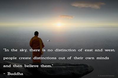 Nature Buddha Quotes