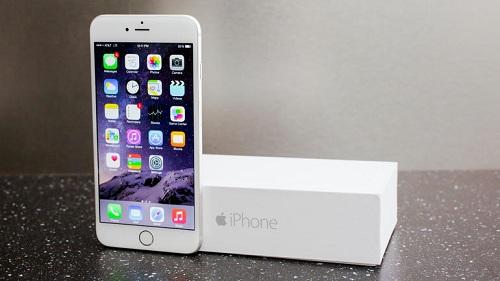 Dấu hiệu iPhone 6 Plus hỏng màn hình