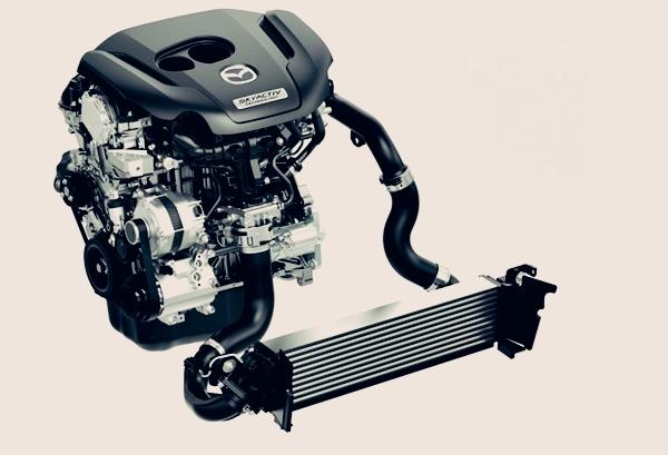 2017 Mazda CX-9 Engine