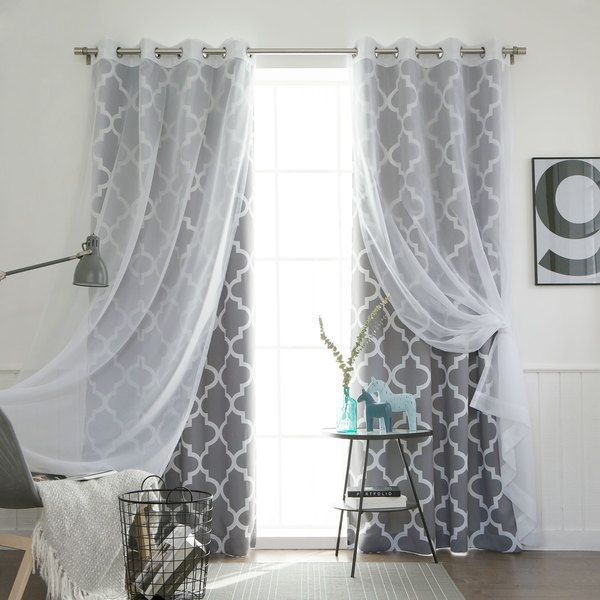Curtain For Green Colour Wall Half Circle Window Kids Room Kitchen Door