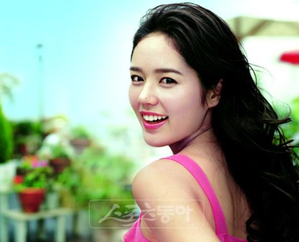 Model Rambut Layer Ala Han Ga In