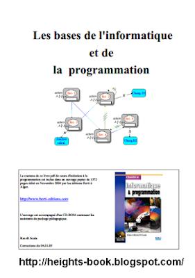 Télécharger Livre Gratuit L' essentiel en Informatique et Programmation pdf