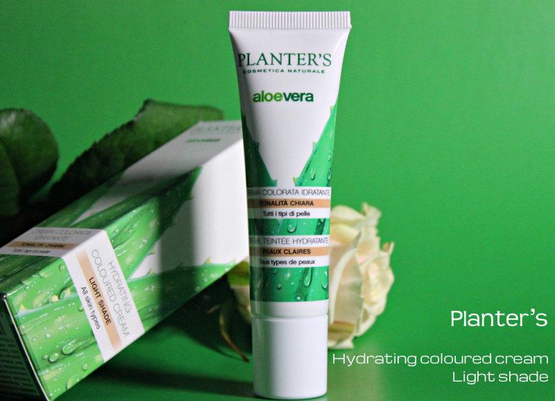 Отзыв: Увлажняющий оттеночный крем Aloe Vera – Planter's Hydrating coloured cream (Light shade).
