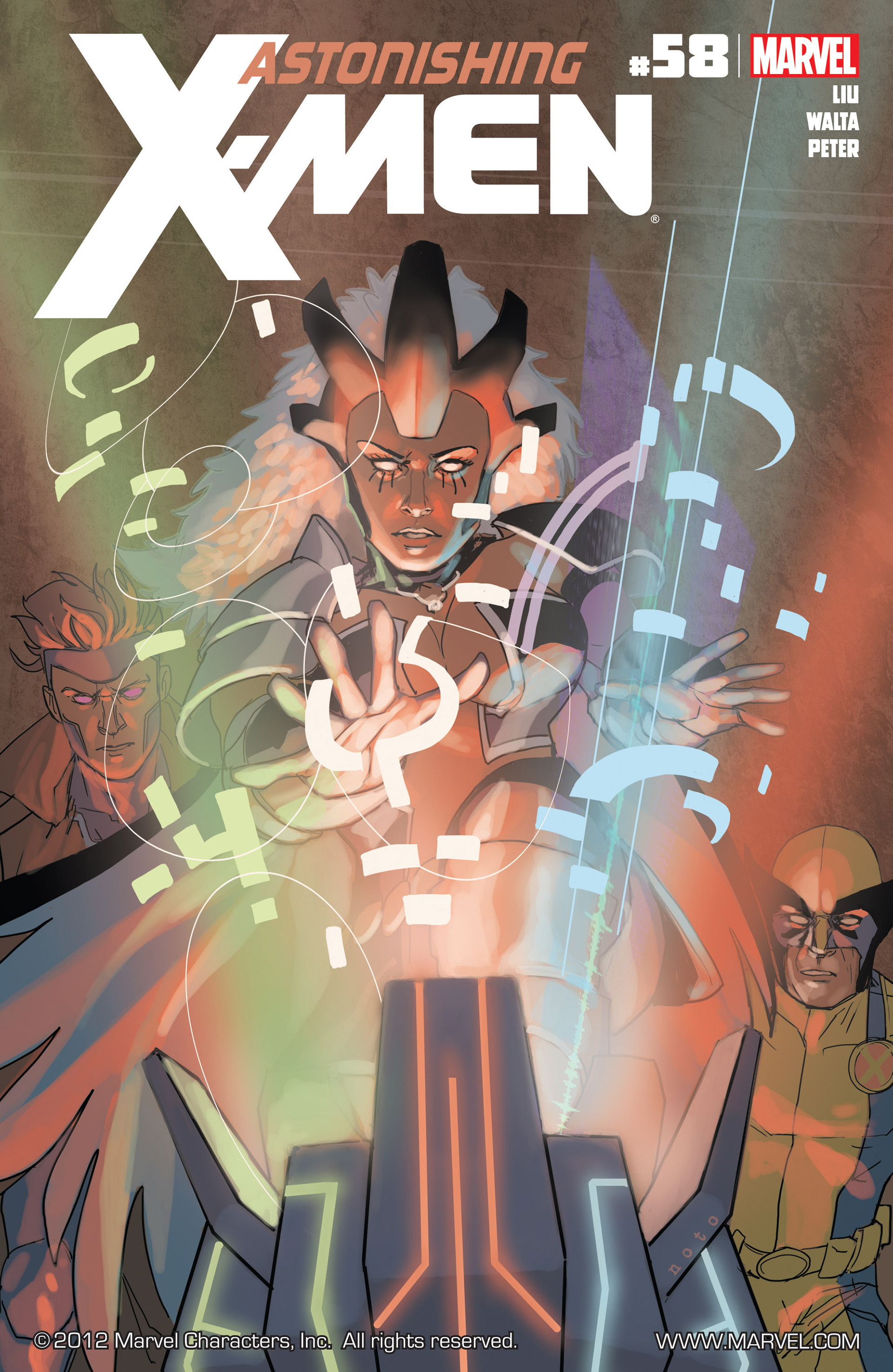 Astonishing X-Men (2004) issue 58 - Page 1