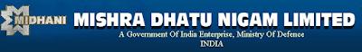 Mishra Dhatu Nigam (MIDHANI) IPO - Company Profile