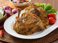 Fried Chicken Bone Chicken