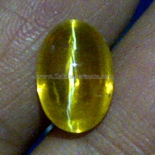 Batu Permata Opal Cat Eye - ZP 997