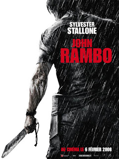 Affiche de John Rambo
