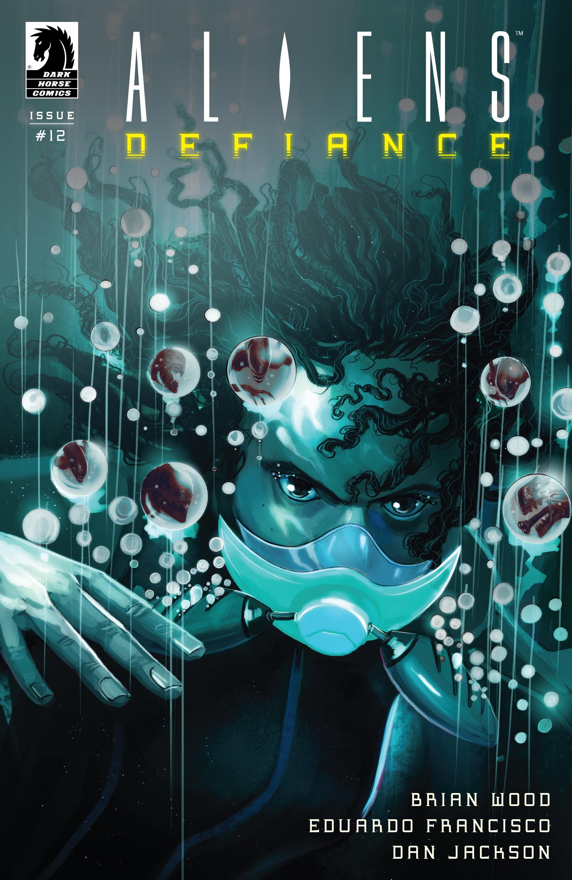 Read online Aliens: Defiance comic -  Issue #12 - 1