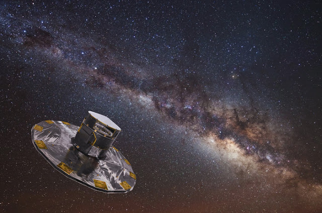 satélite Gaia