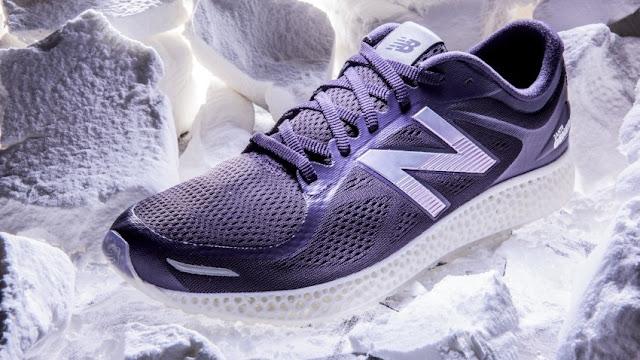 New Balance lanzará sus primeras zapatillas 3D