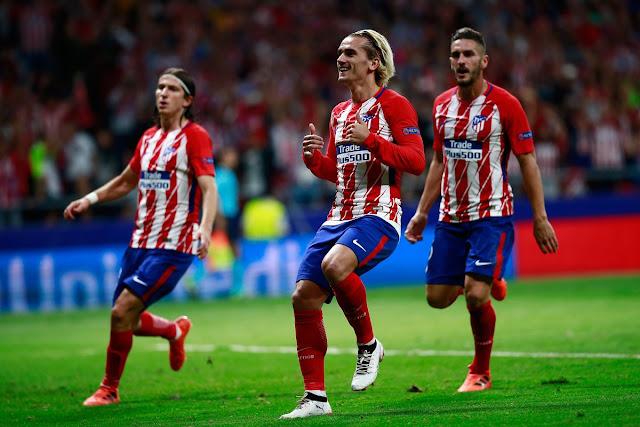 Prediksi Atletico Madrid vs AS Roma Liga Champions